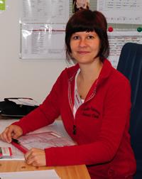 Romy , Pflegedienstleiterin bei Schwester Conny in Wildetaube