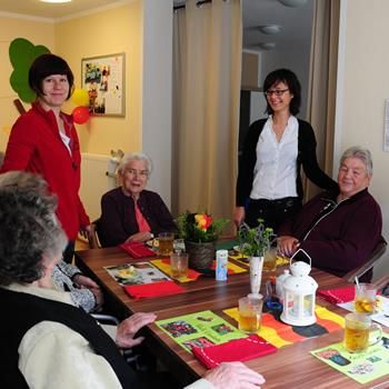 Pflegeservice und Tagespflege Schwester Conny in Langenwetzendorf