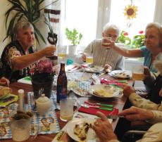 Oktoberfest, Bier und gute Laune